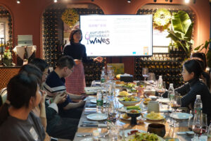 Another successful European Sustainable Wines seminar in Xi'an