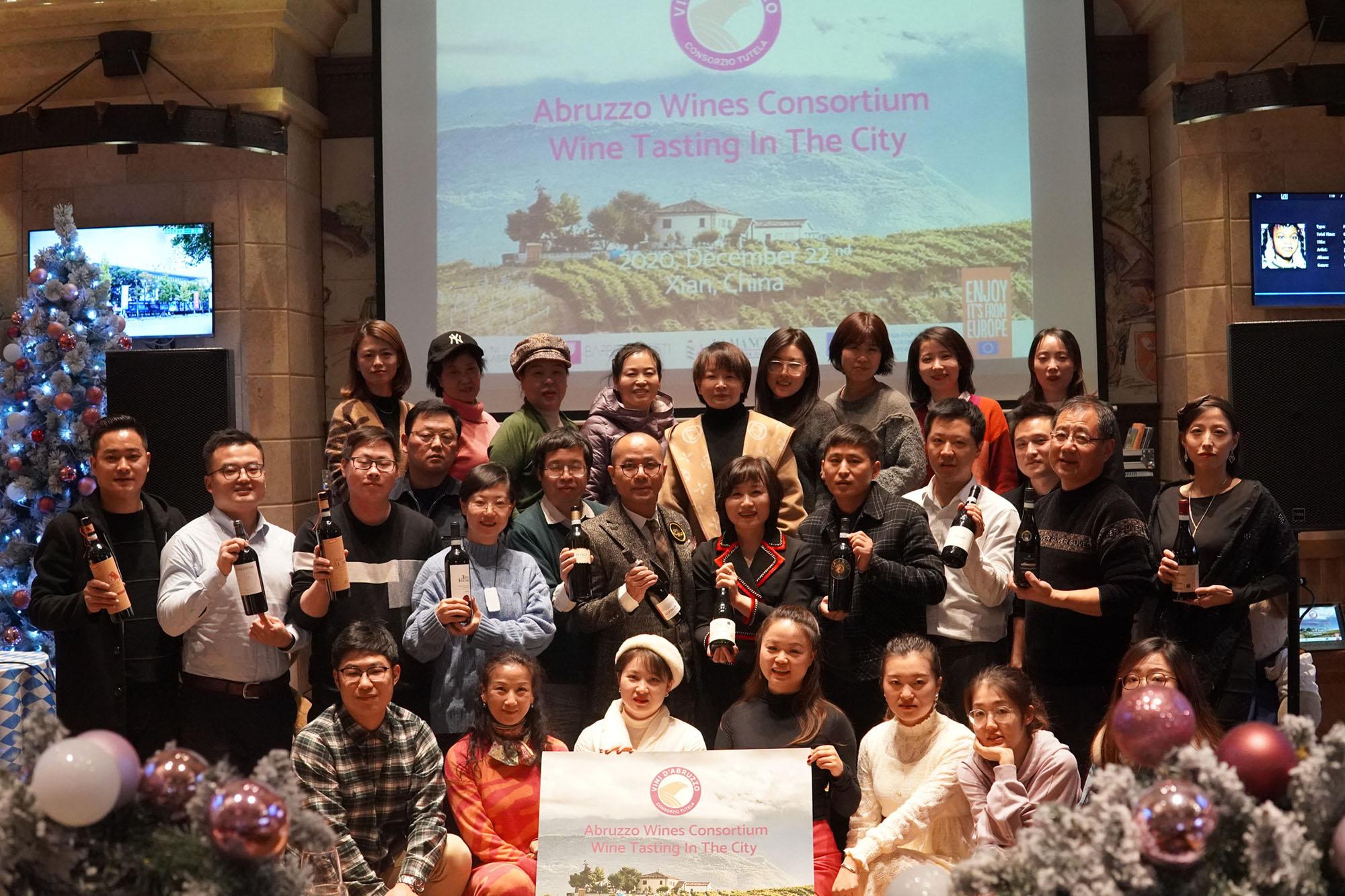 ESW - Xi'an - Tasting Event (22 Dec 2020) (3)