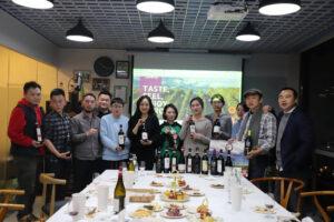 European Sustainable Wines Tasting Event in Chengdu