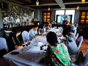 20210528 ESW - Xiamen - Virtual Wine Tasting